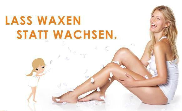 Senzera - professional waxing Köln