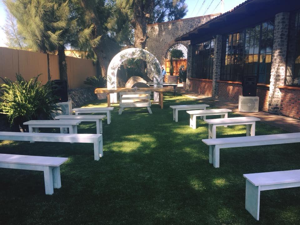 Jardín Tinto Artesano