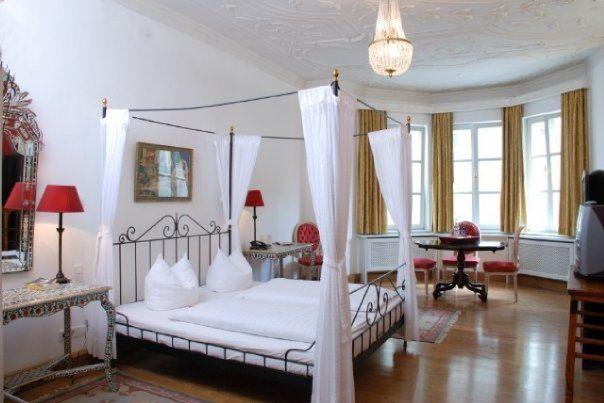 Beispiel: Doppelzimmer, Foto: Orphée.