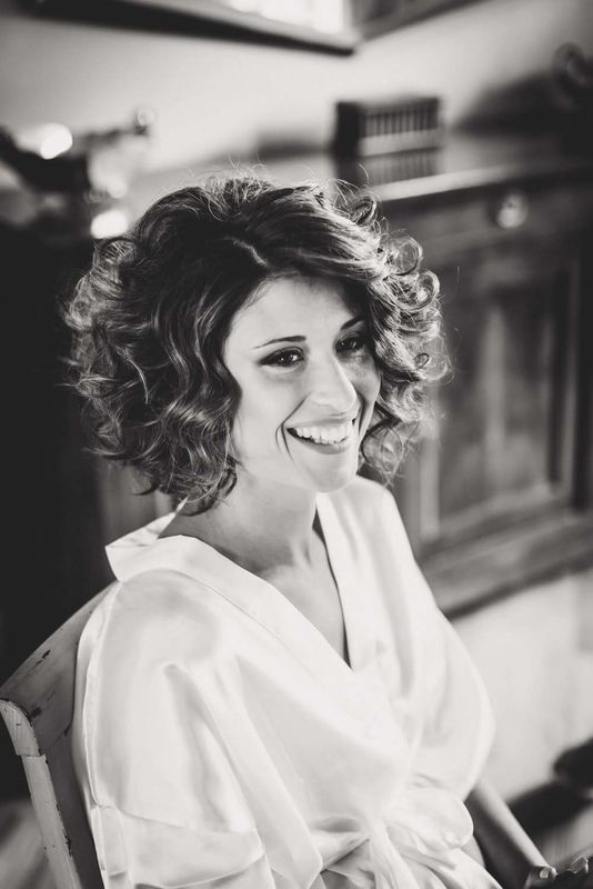 Alessandra Sangiorgio HAIR - MAKE UP Wedding