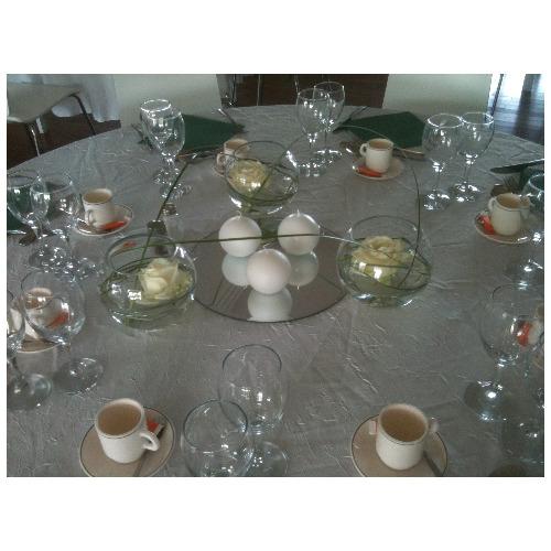 Centre de table - Magie de l'Ephémère