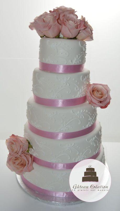 wedding cake - pièce montée de mariage