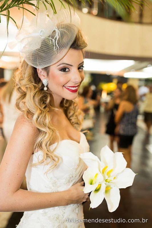 Silvana Maurente Make Up e Penteado Foto: Felipe Mendes
