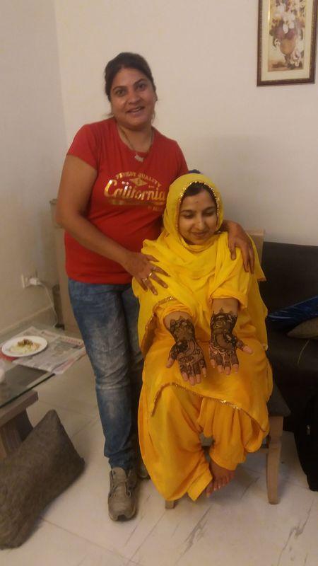 Shalini Mehendi Artist