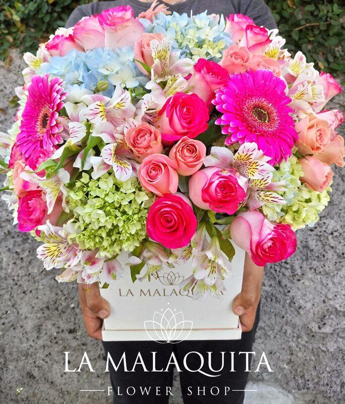 La Malaquita Flower Shop