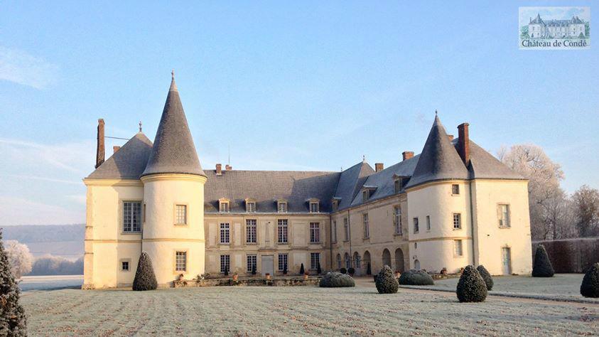 Château des Princes de Condé