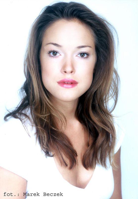 Make-up artist Bogusia Szubiakiewicz