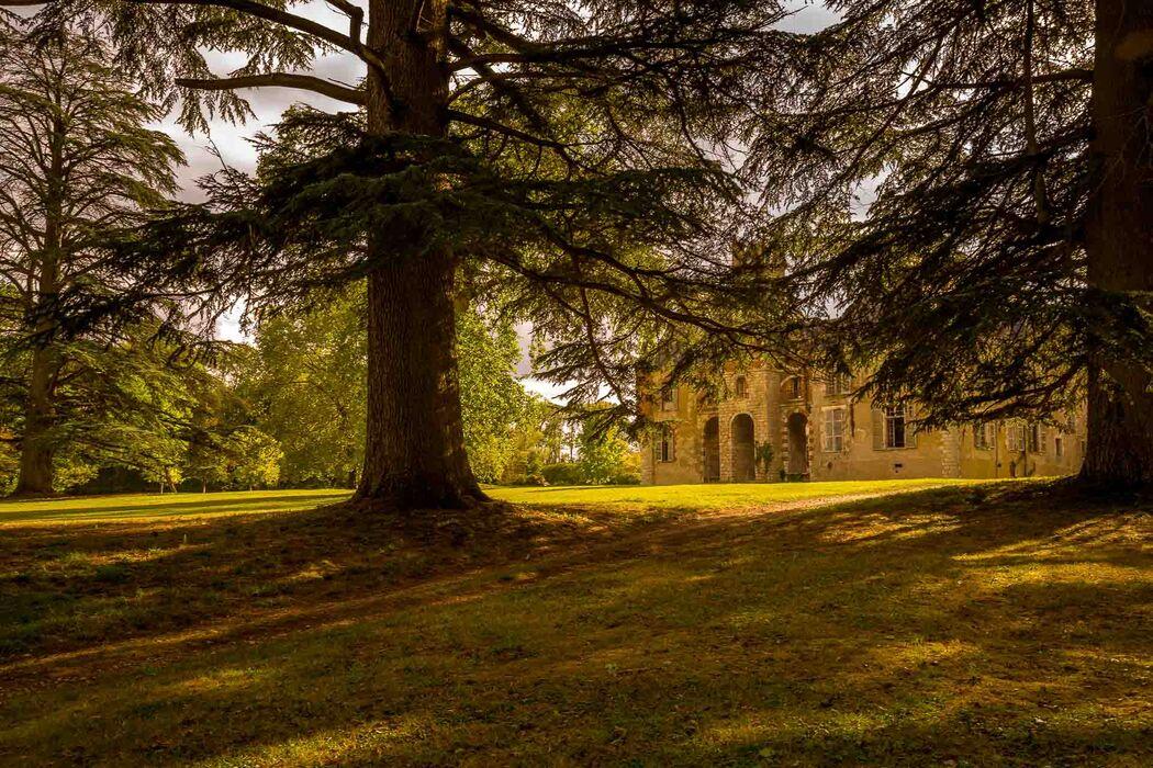 Château de Courcelles le Roy