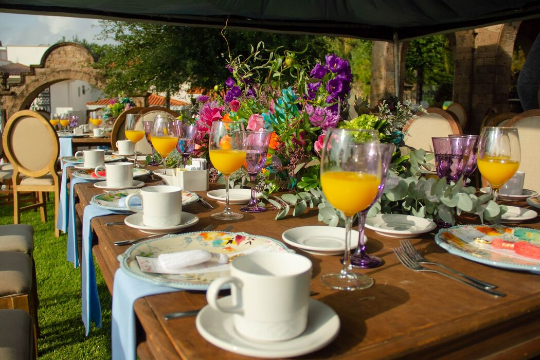 La Avellana Wedding Planner + Catering