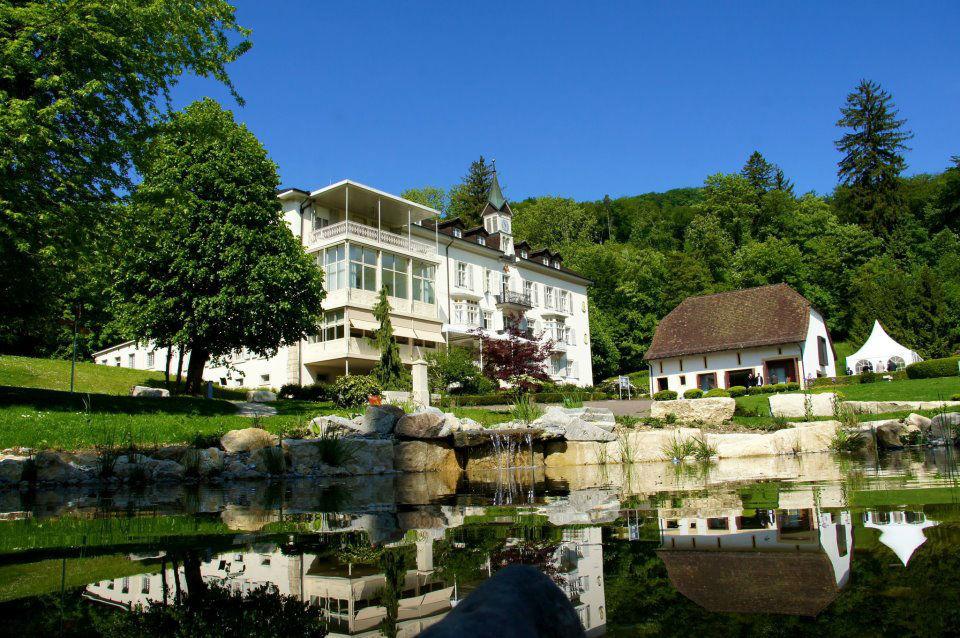 Beispiel: Außenansicht, Foto: Bad Schauenburg.