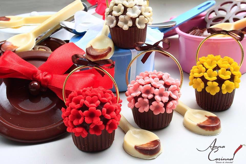 Anna Corinna Douce et Chocolat