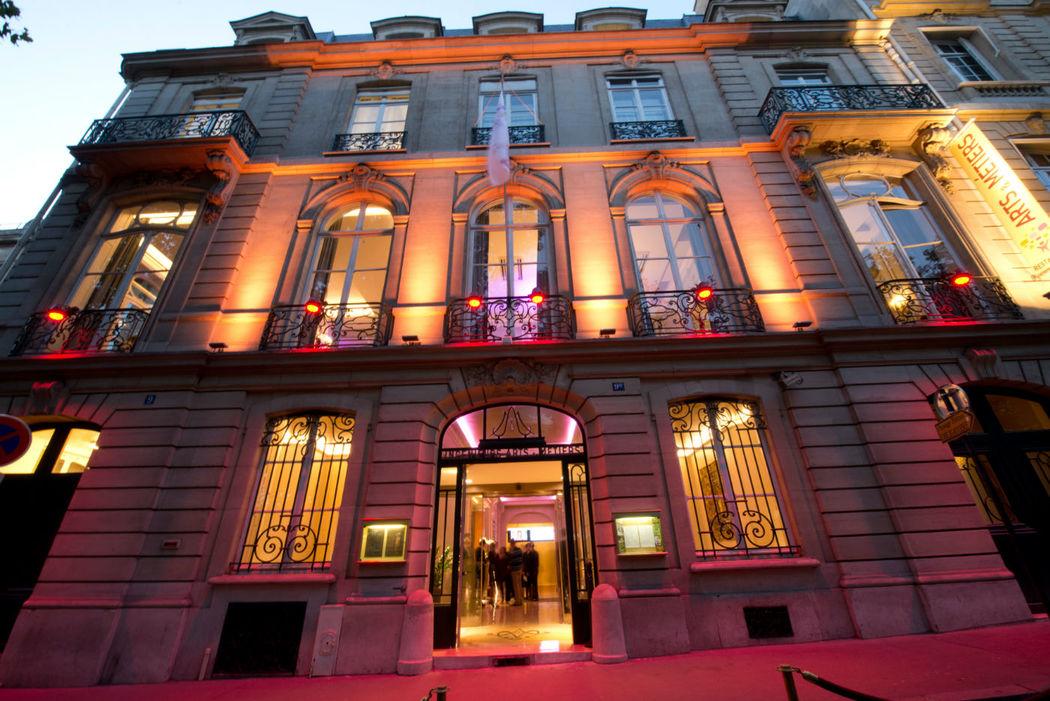 Hôtel des Arts & Métiers