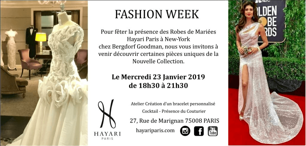 Hayari Couture Paris