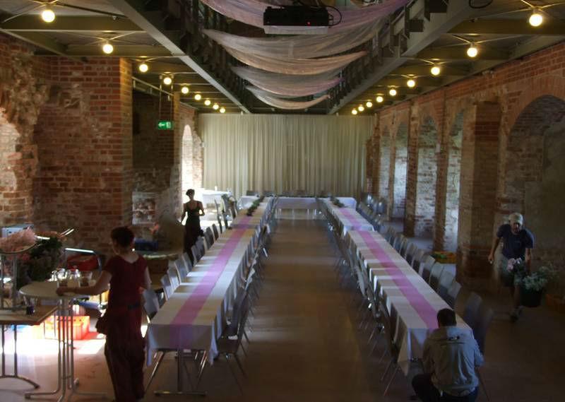 Beispiel: Catering und Partyservice, Foto: Königskraut Catering.
