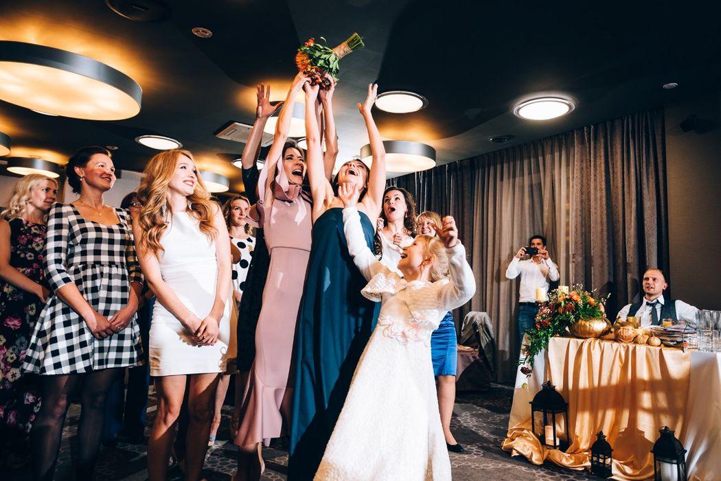 Организация и оформление свадеб Event Design