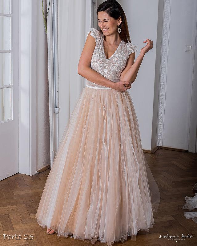 Suknie Boho Marta Trojanowska