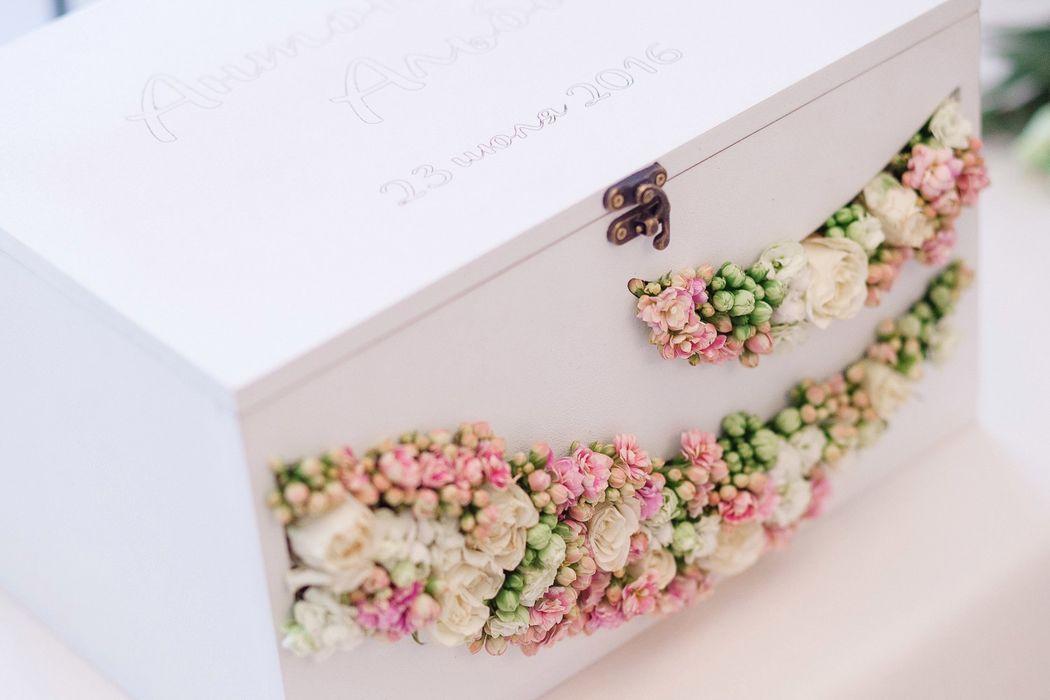 Студия флористики и декора BOTANIKA