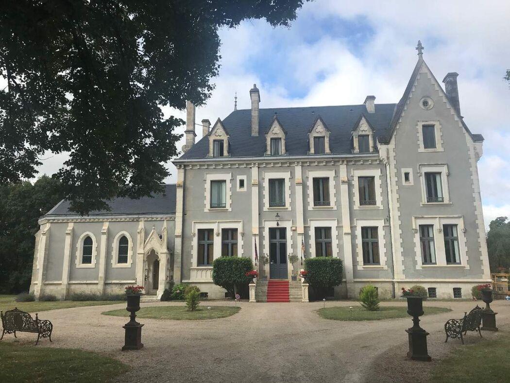 Le Château de Rançay