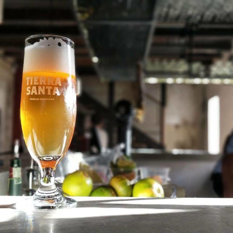 Tierra Santa Cerveza Artesanal