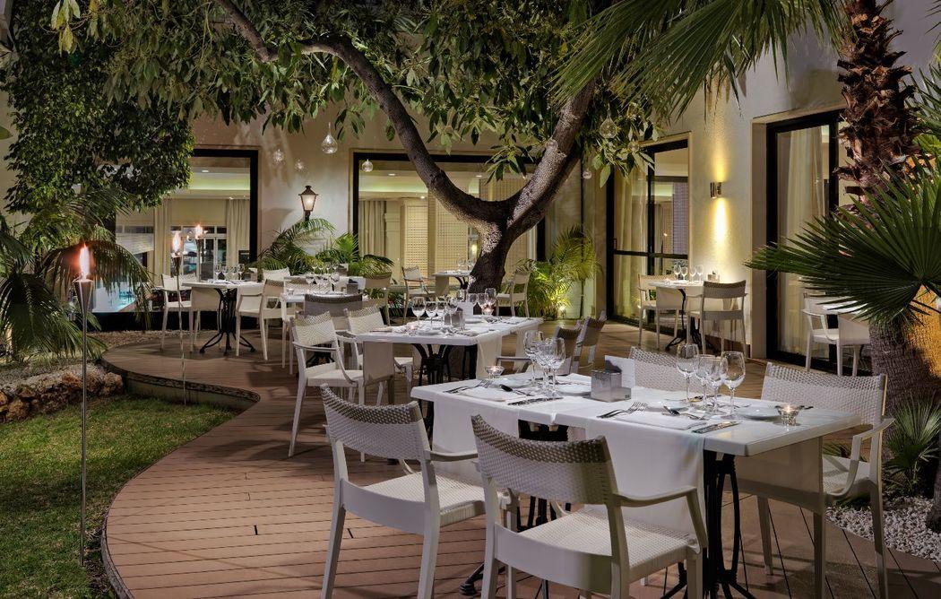 H10 Andalucia Plaza -Terraza  Restaurante Córdoba