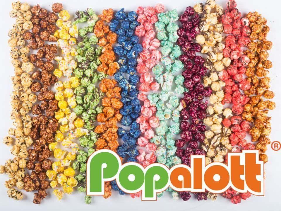 Popalott - La {r}Evolución de las Palomitas