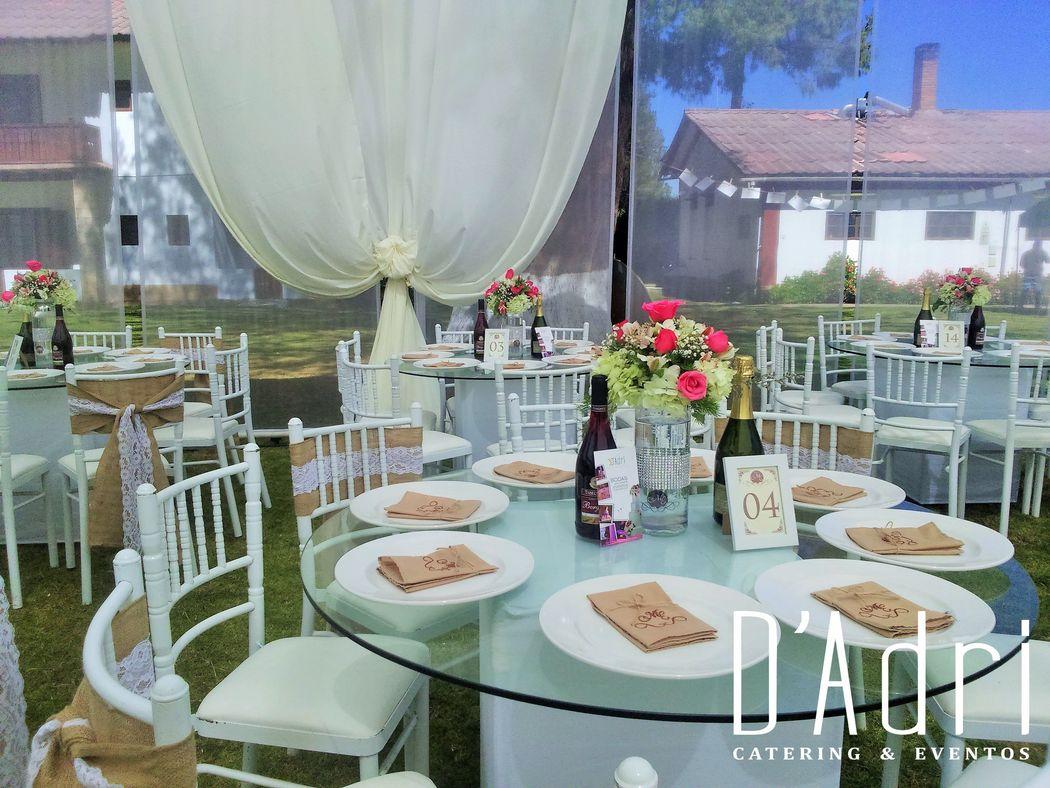 De Adri Catering y Eventos