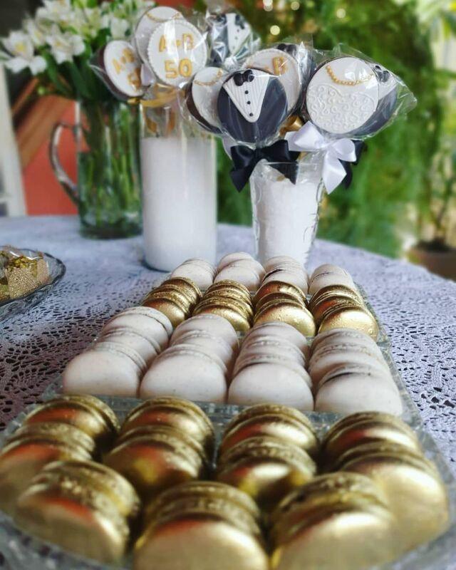 Pâtisserie Macaron & Cia