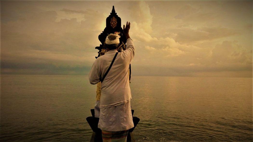 Oración hinduista