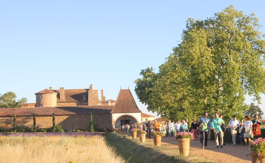 Le Clos de Félines - Château