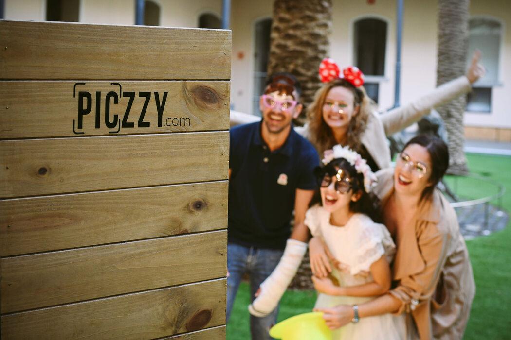 Piczzy Fotomatón