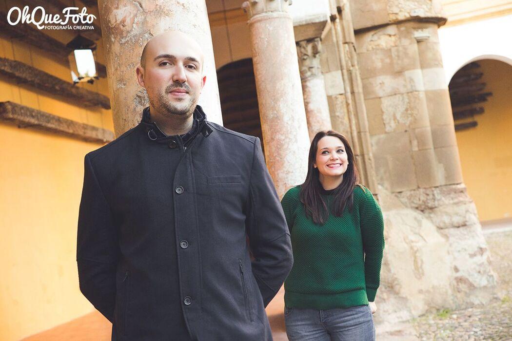 Preboda en la catedral de Córdoba