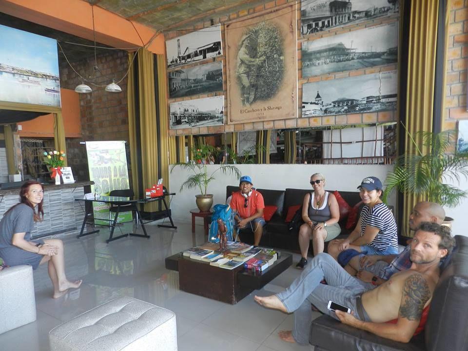 El Cauchero Hotel