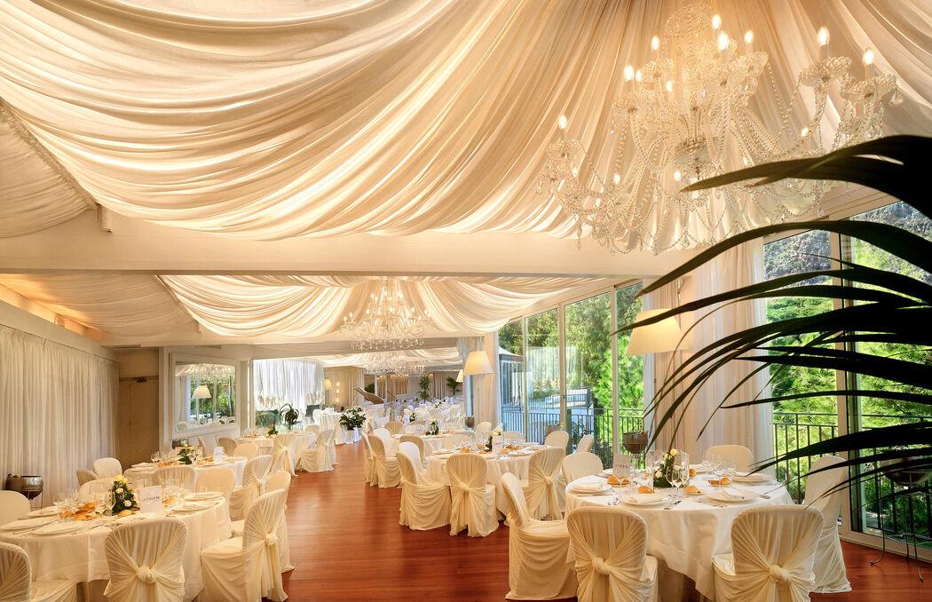 Calette Wedding - Hotel Le Calette