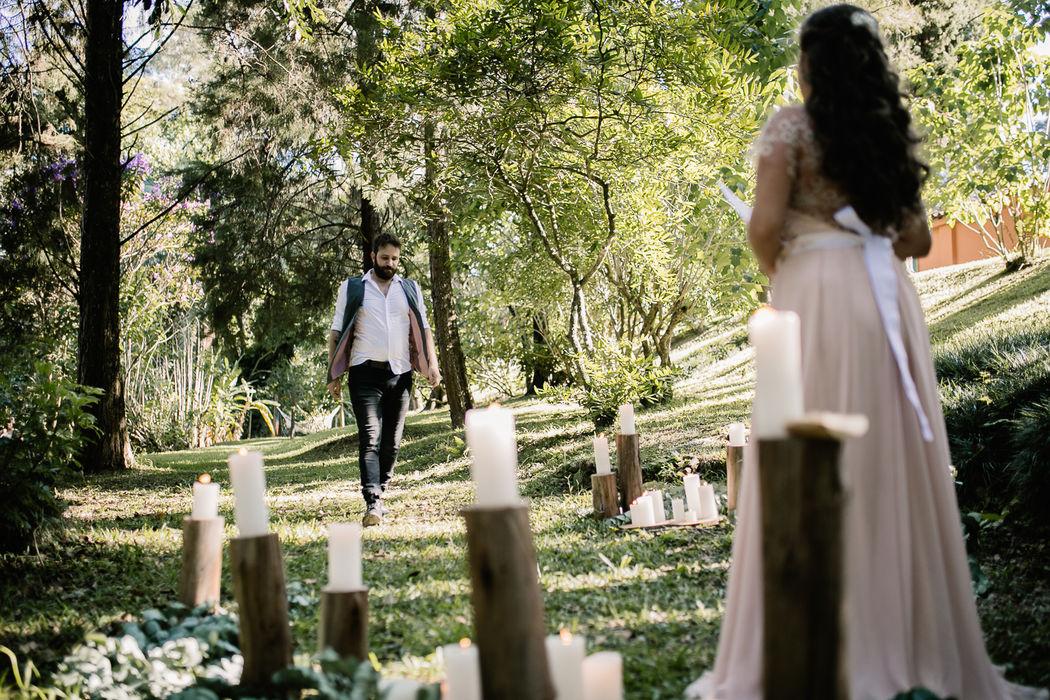 Elopement Wedding Tamara e Augusto na Fazenda Alvamar!
