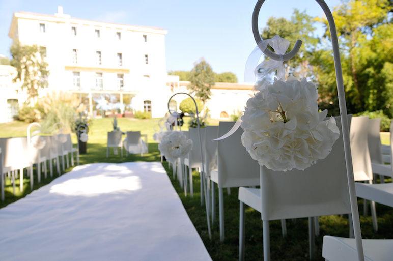 Mariage raffiné et élégant avec SOLEYADINE Wedding.