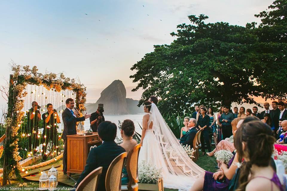Cerimônia no local  gramado