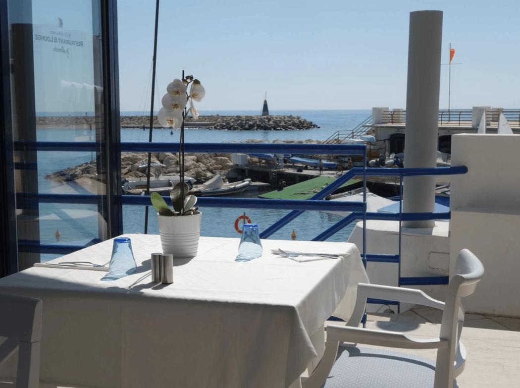 El Club Náutico Restaurant & Lounge by Alexandra