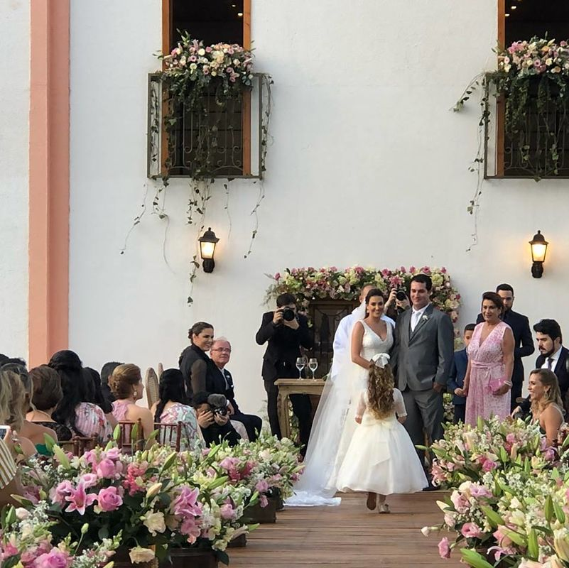 Vila das Flores Chácara para Casamento