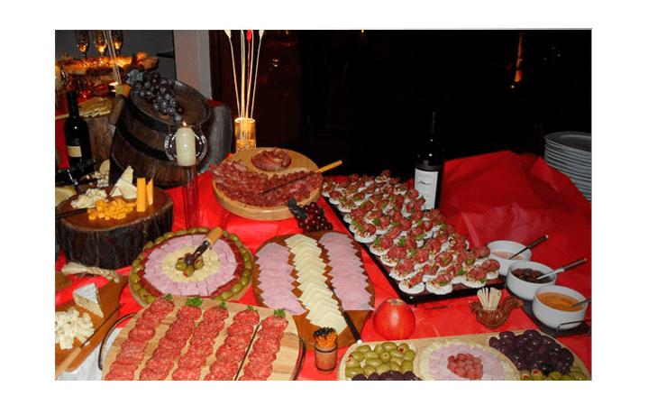 Andina Eventos & Buffets
