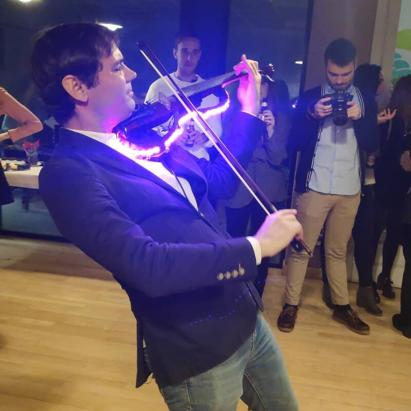 Pablo Prieto Violinist