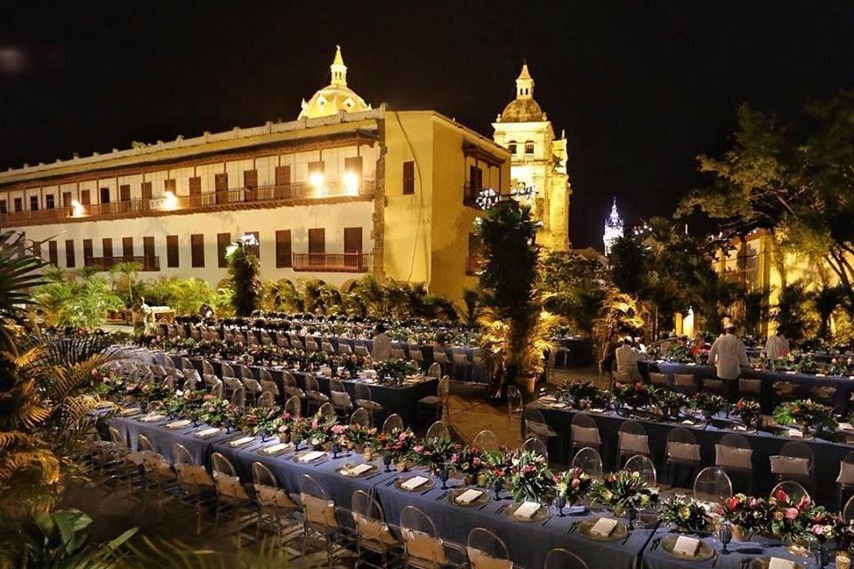 Cartagena Mágica - Decoración