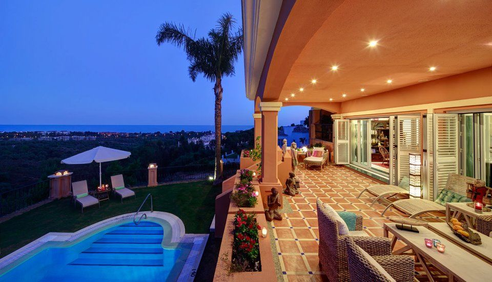 The Marbella Heights
