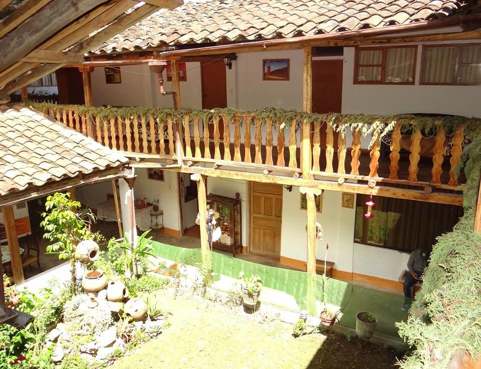 La Casona de Leymebamba