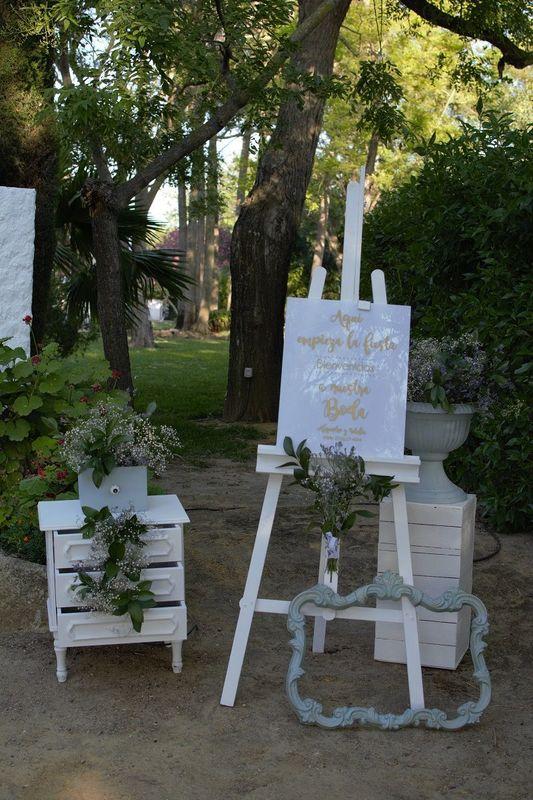 Siento Mariposas - The Wedding Planner
