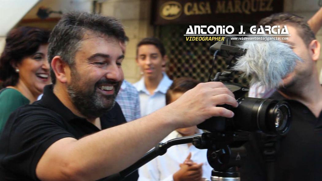 Antonio J. Garcia Videographer