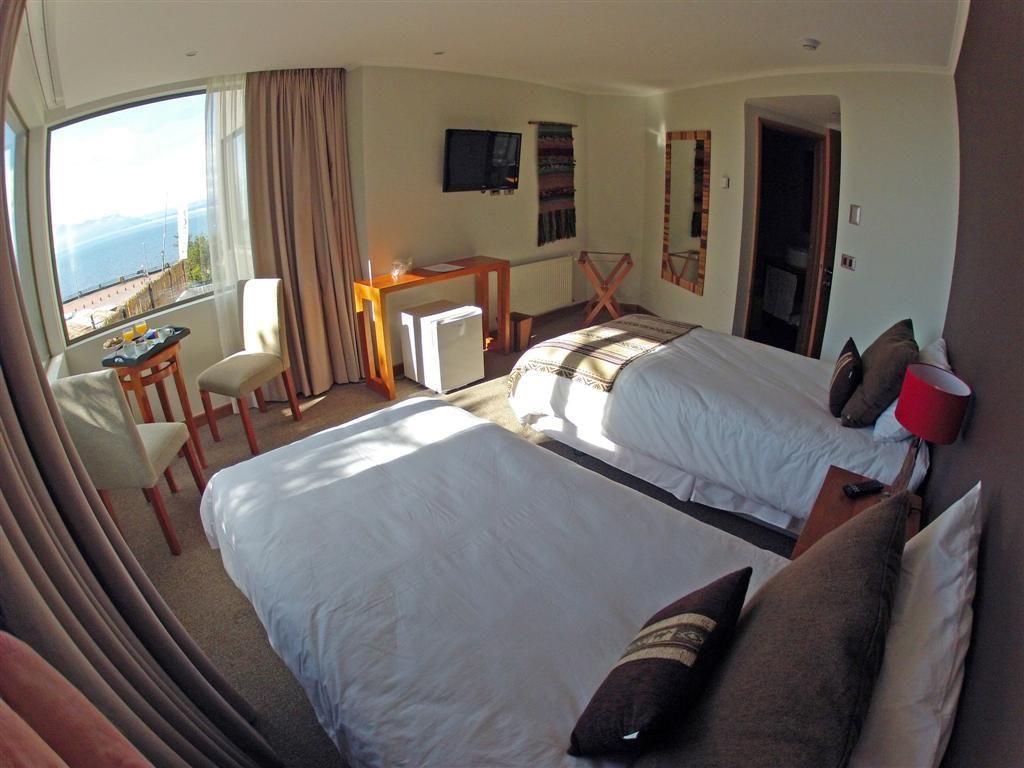 Hotel terraza suite