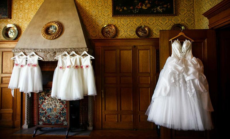Beispiel: Fotos von den Vorbereitungen, Foto: raman weddings.
