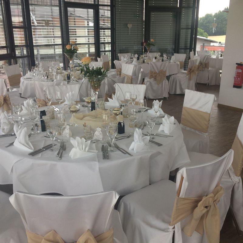 Bespiel: Hochzeit ; Rondell ;  Foto: Centrum für Freizeit und Kommunikation