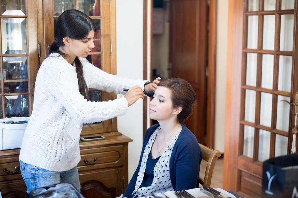 Inês Nunes Makeup