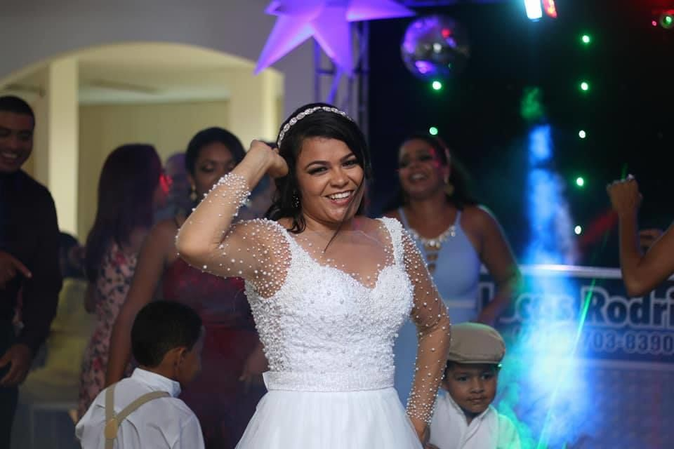 Michelle Gusmão Cerimonialista